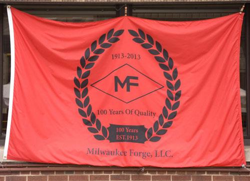 Milwaukee Forge 100 Year Anniversary