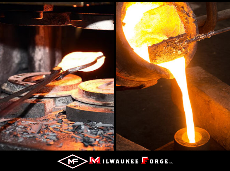 Forged vs. Cast – What's the Difference?