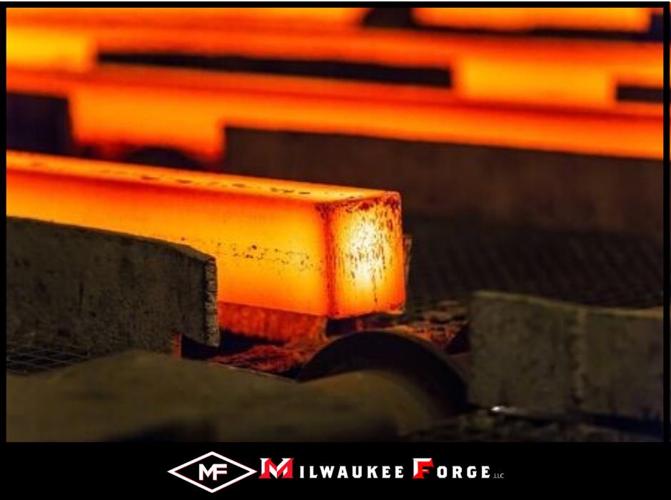 Steel Bar Stock Preparation for Forging