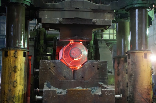 What is Press Forging?
